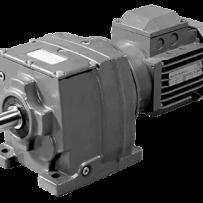 Series M inline geared motors