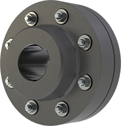 Elflex Pin & Bush - Flexible couplings
