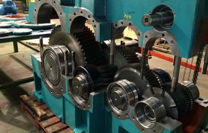 Industrial Gearbox Repairs