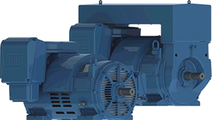 ODP - Cast iron Frame IE3