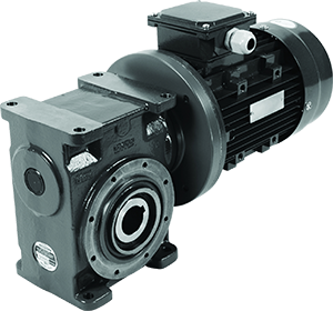 Series AJ - Junior Worm Gear