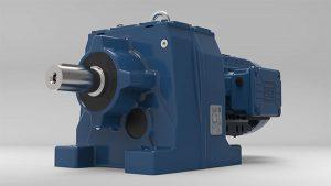 Large WEG Helical Geared Motor Unit