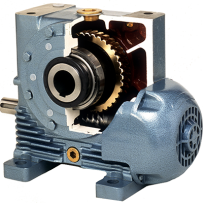 Radicon Series A gearbox
