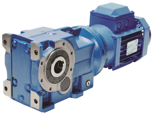 Series K Helical Bevel gearbox