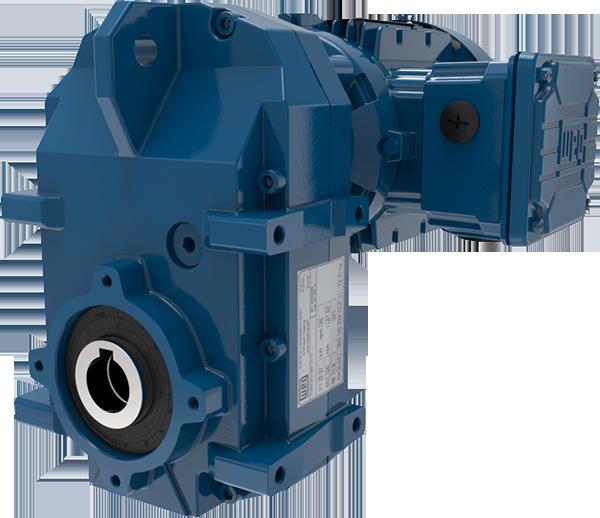 WEG Parallel shaft Helical Geared Motor Unit