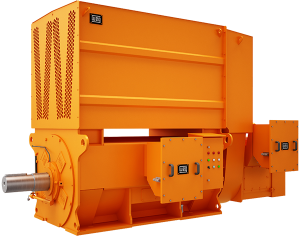 WEG Three-phase Induction Motors - M Mining Line