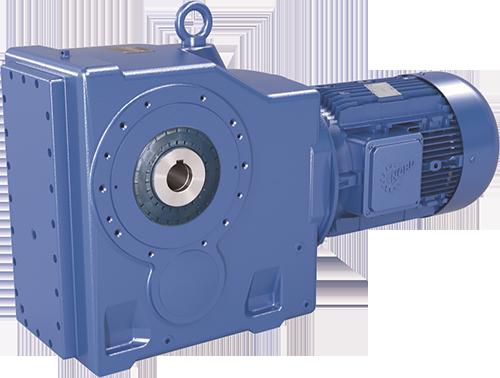 Unicase Bevel Gear Units